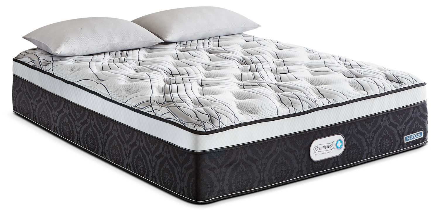 Beautyrest® Recharge Ambrose Euro-Top Luxury Firm Queen Mattress
