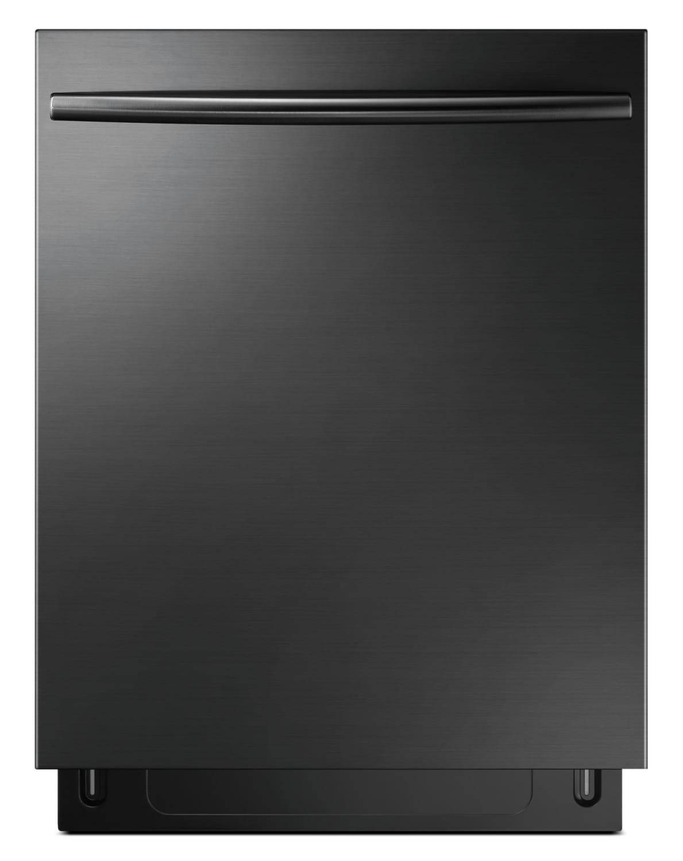 "Samsung Black Stainless Steel 24"" Dishwasher -DW80K7050UG/AC"