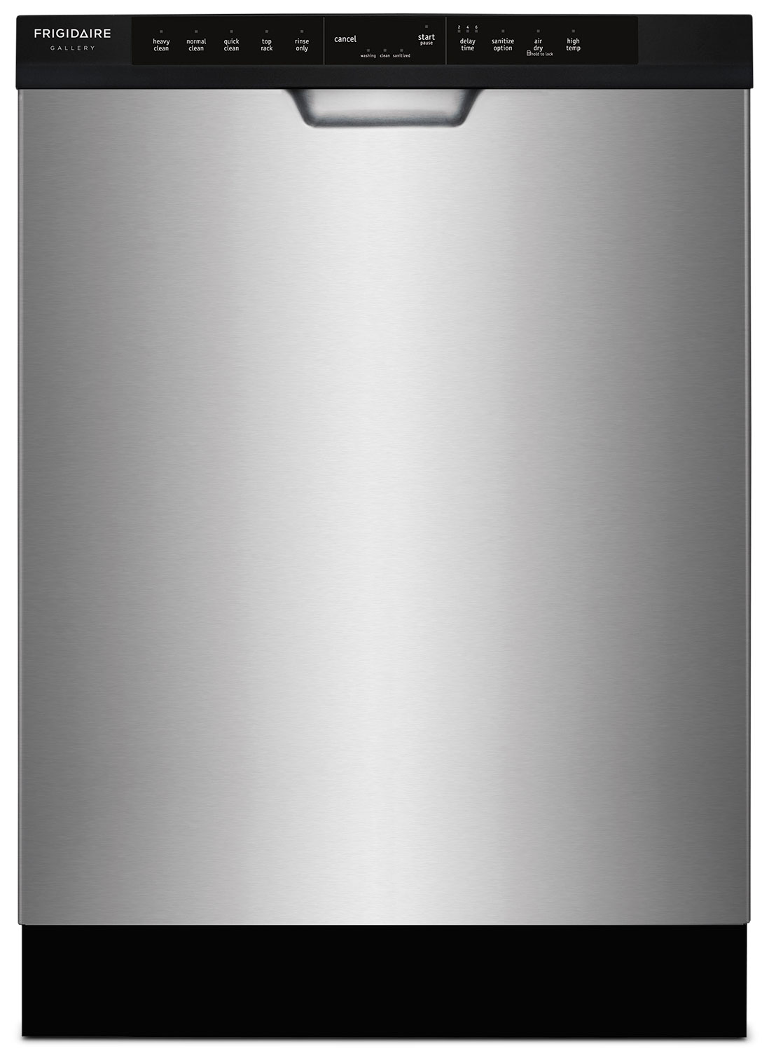 "Frigidaire Gallery Stainless Steel 24"" Dishwasher - FGCD2444SF"