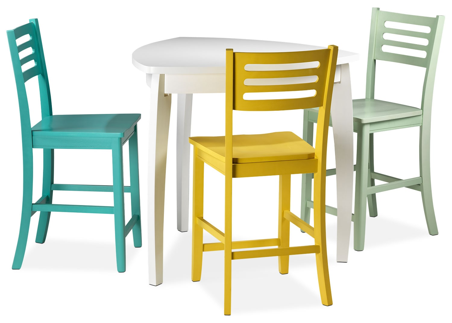 Nola 4-Piece Dinette Set
