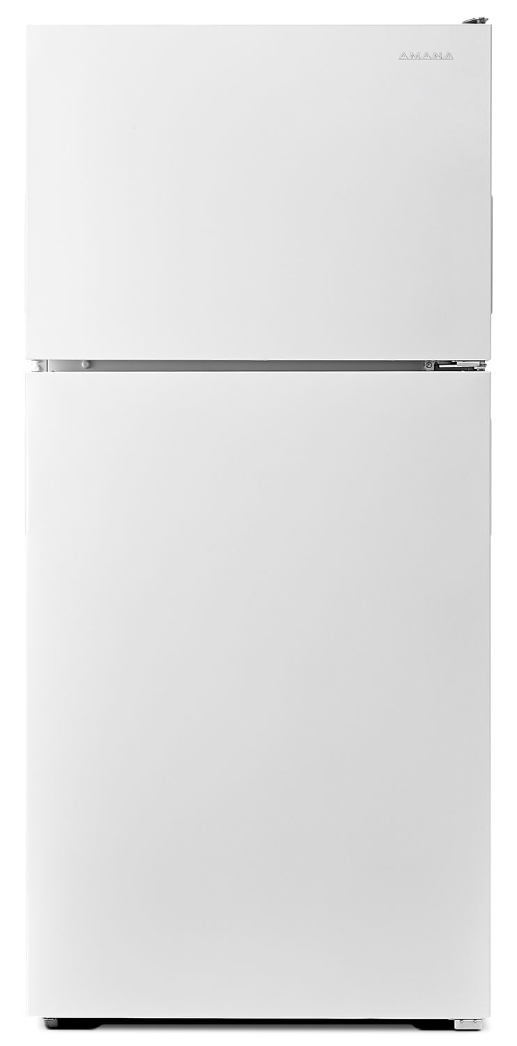 Amana 18 Cu. Ft. Top-Freezer Refrigerator – ART308FFDW