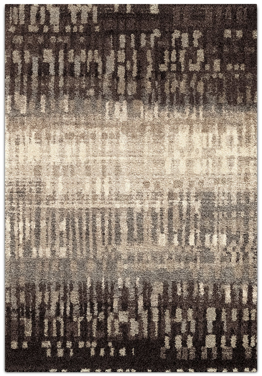 Rugs - City Drizzle Area Rug – 5' x 8'