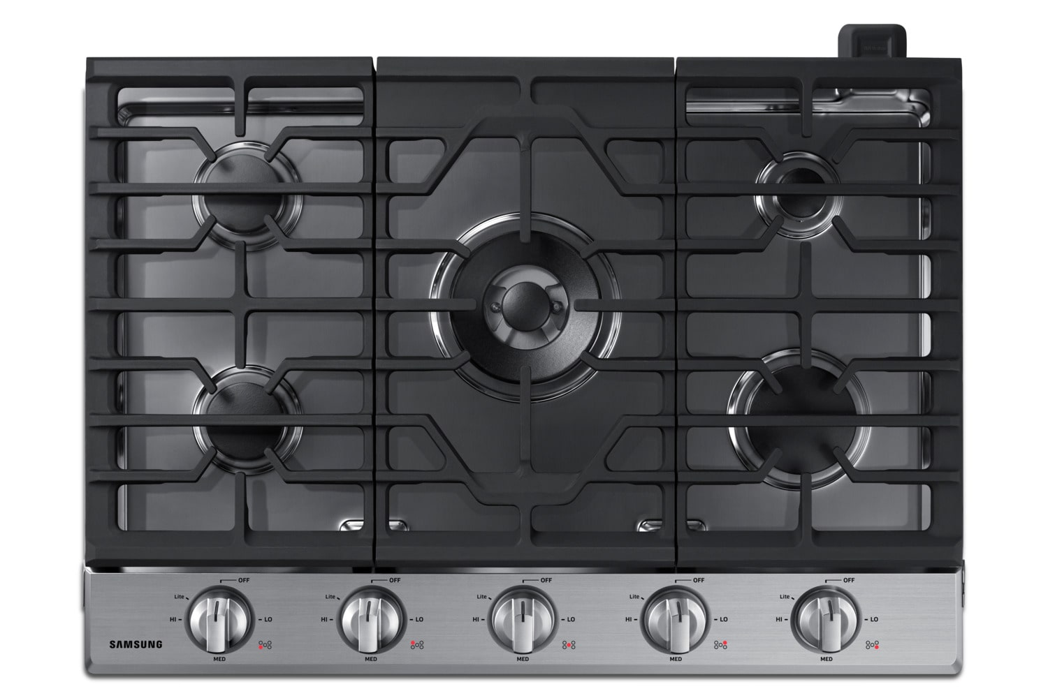 "Samsung 30"" Gas Cooktop with Dual Burner – NA30K6550TS"
