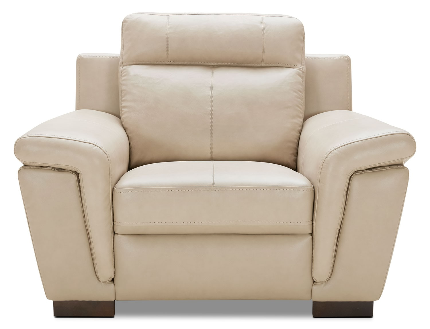 Seth Genuine Leather Power Reclining Chair – Rope