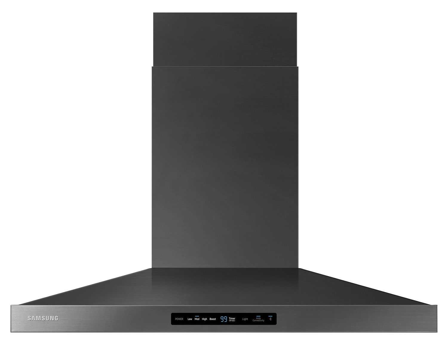 "Samsung 36"" Wall-Mount Range Hood with Bluetooth – NK36K7000WG"