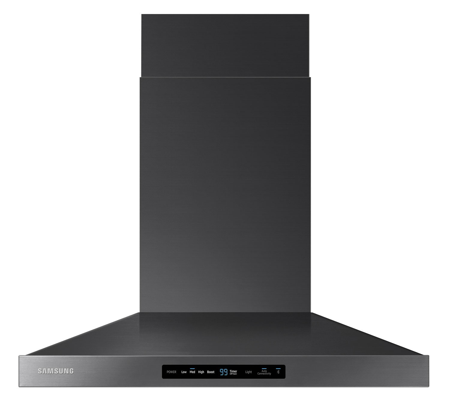"Samsung 30"" Wall-Mount Range Hood with Bluetooth – NK30K7000WG"