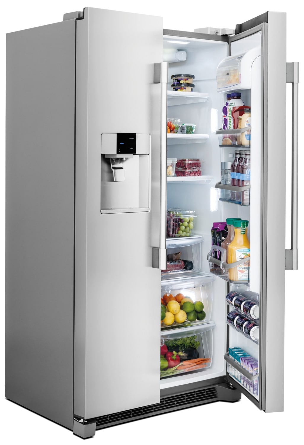 Frigidaire Professional 22 6 Cu Ft Side By Side