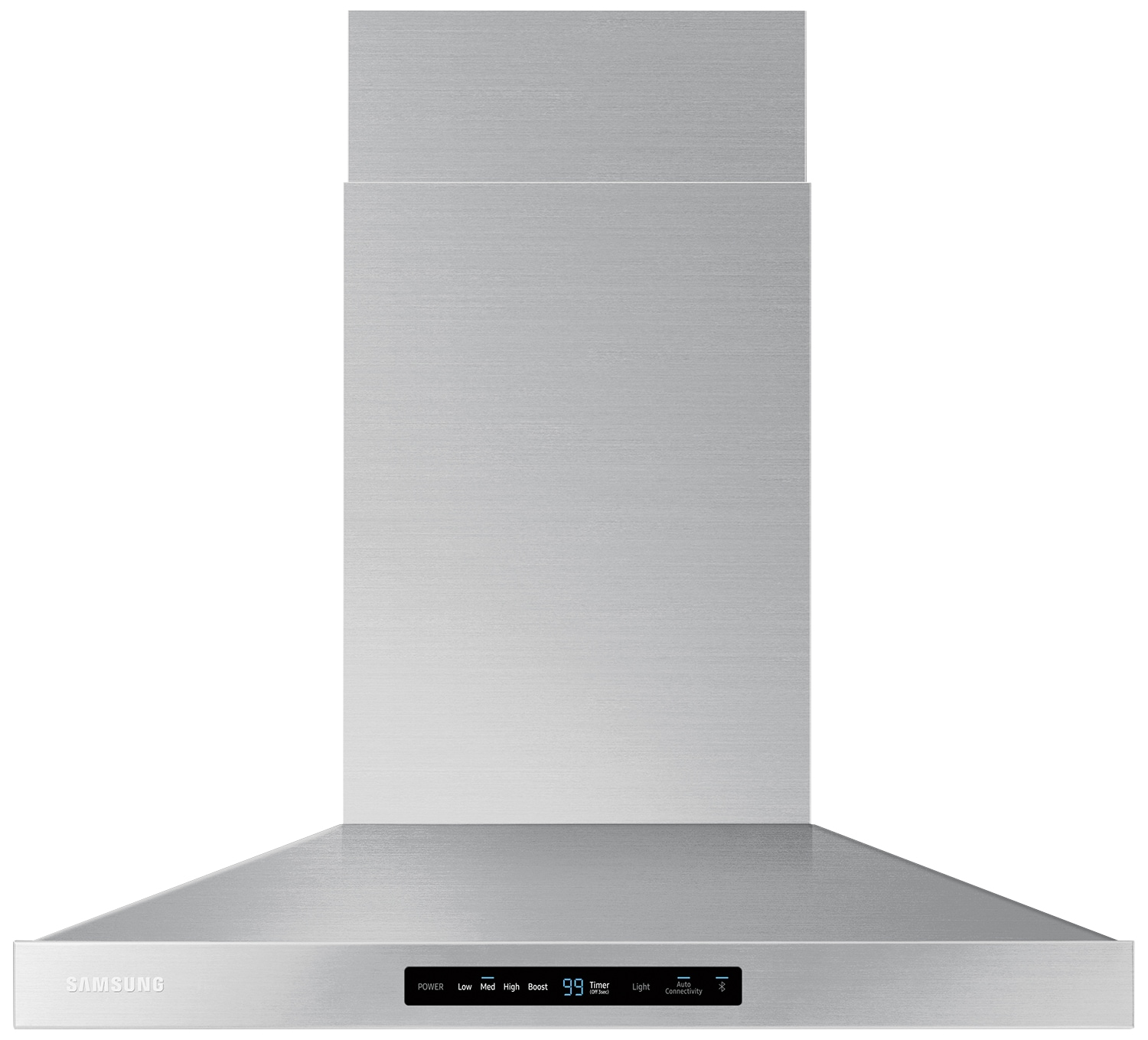 "Samsung 30"" Wall-Mount Range Hood with Bluetooth – NK30K7000WS"