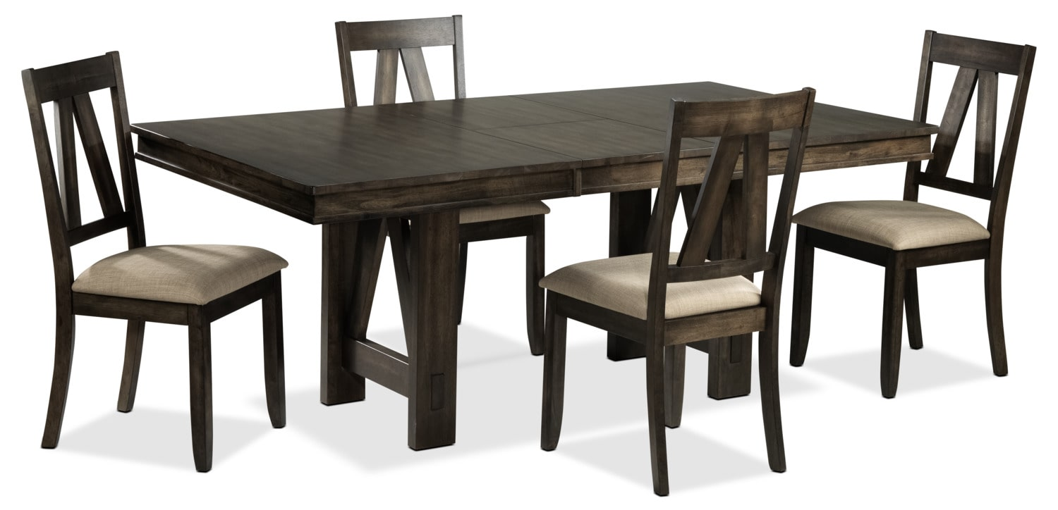 Thompson 5-Piece Dining Room Set - Espresso