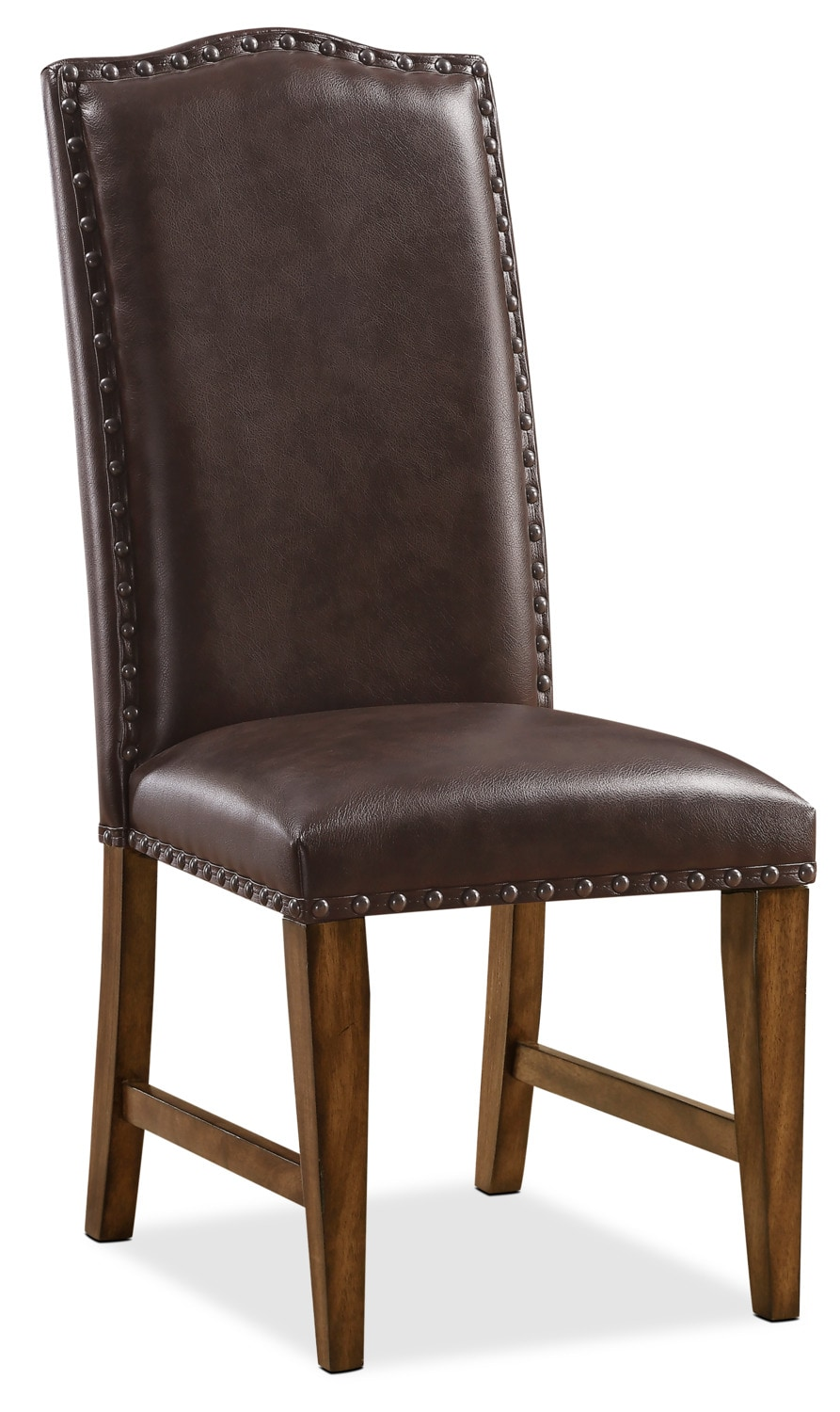 Alpine Dining Chair – Brown