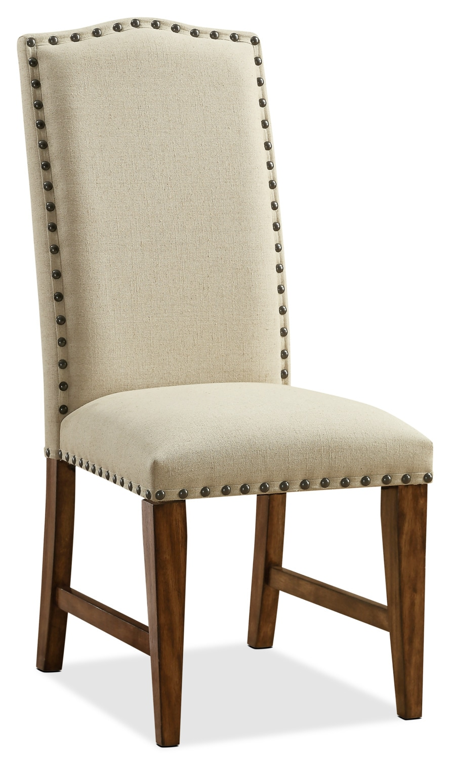 Dining Room Furniture - Alpine Dining Chair – Beige