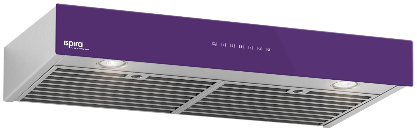 "Venmar 36"" Under-Cabinet Range Hood – Purple"