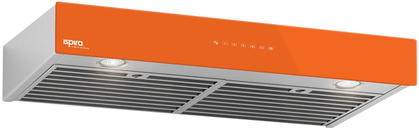 "Venmar 36"" Under-Cabinet Range Hood – Orange"