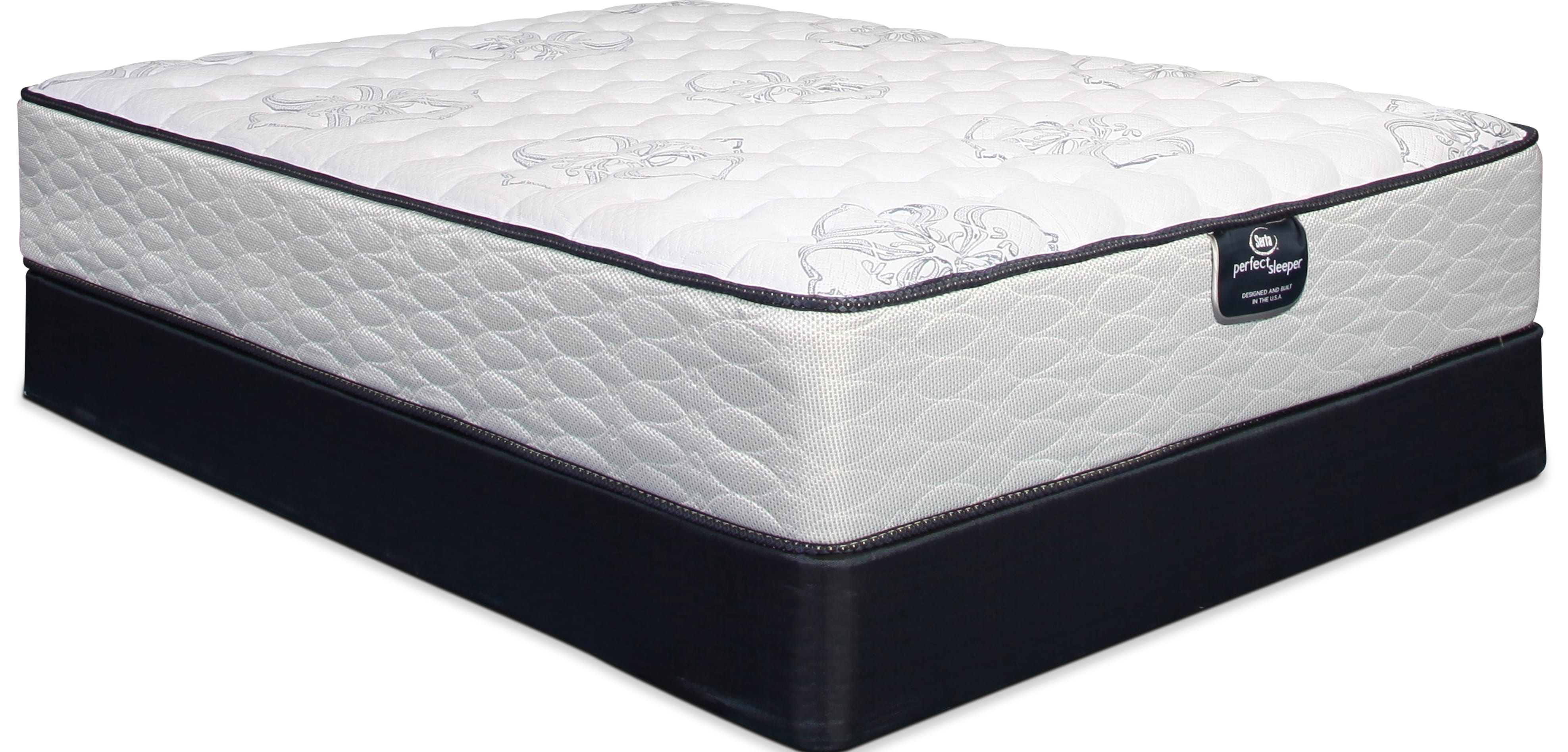 Serta Perfect Sleeper Ultra Firm Twin Mattress and Boxspring