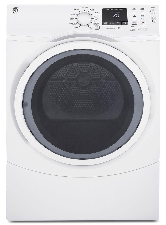 GE 7.4 Cu. Ft. Electric Dryer – GFD45ESMKWW
