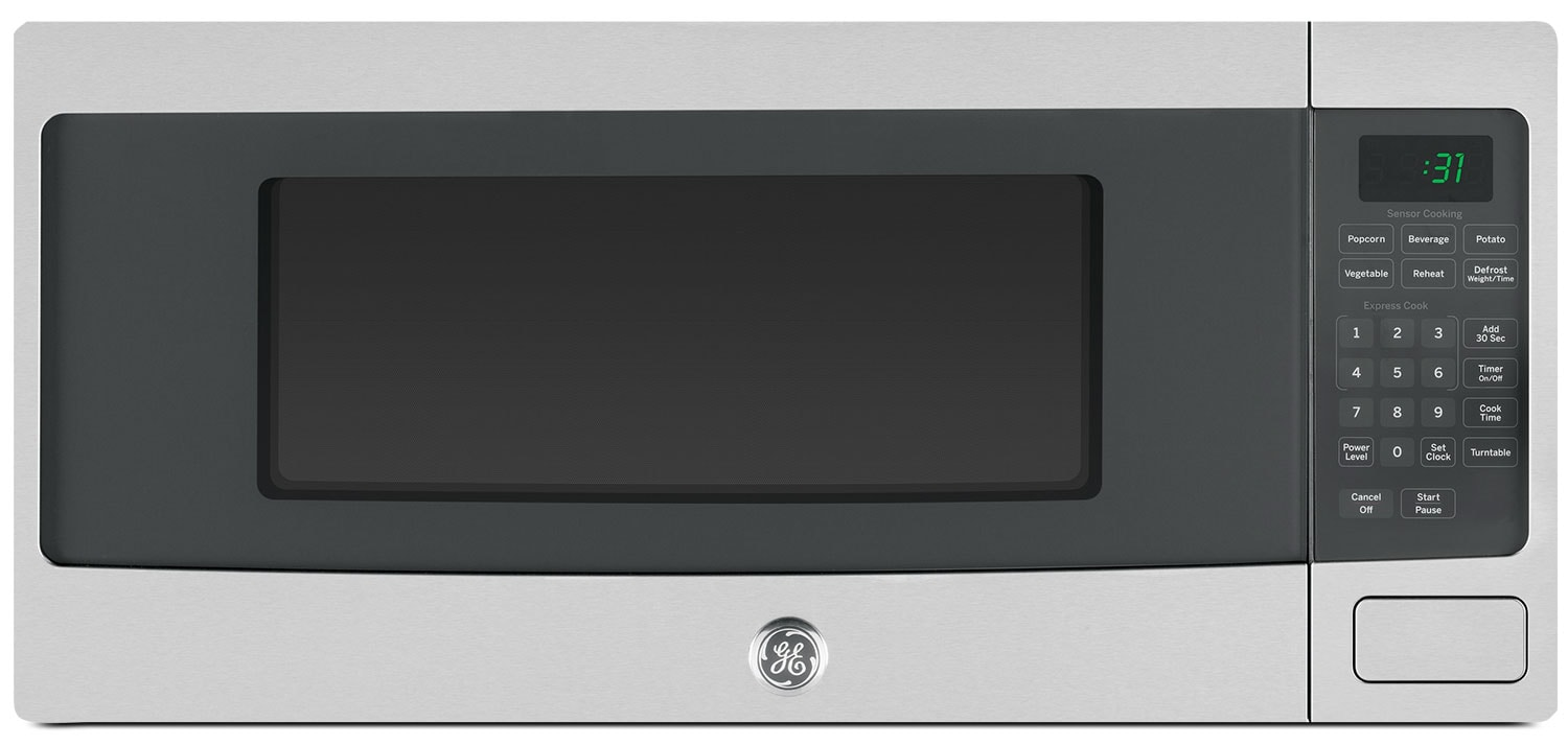 GE 1.1 Cu. Ft. Spacemaker Microwave Oven – PEM10SFC