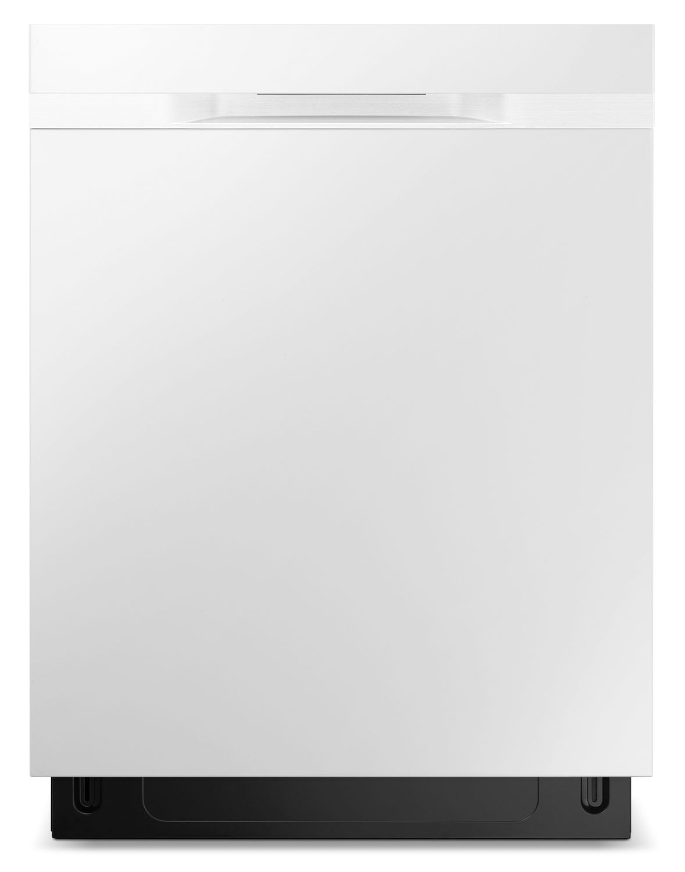 "Samsung White 24"" Dishwasher - DW80K5050UW/AC"
