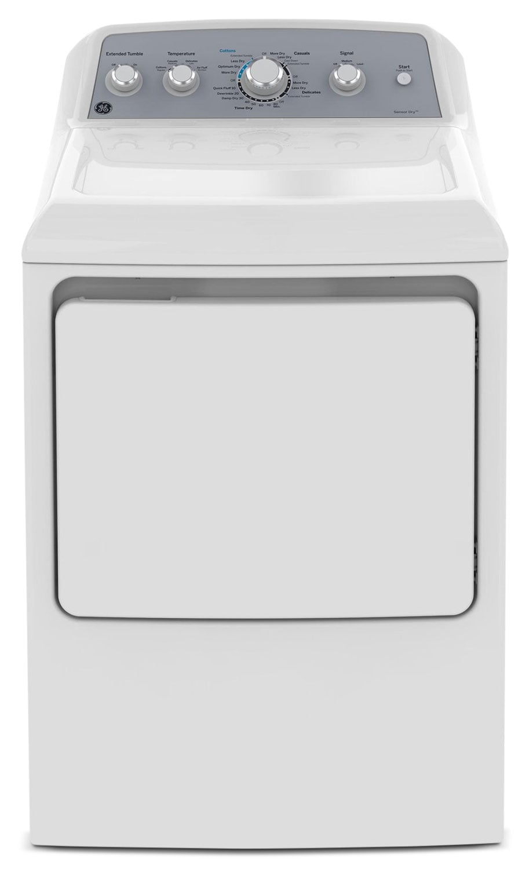 GE 7.2 Cu. Ft. Electric Dryer – GTD45EBMKWS