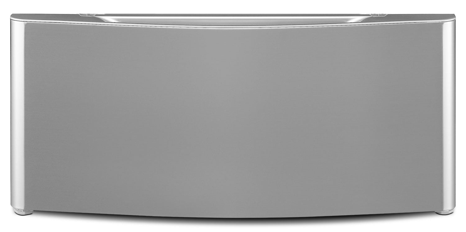 "Washers and Dryers - LG 29"" Laundry Pedestal - Graphite Steel"