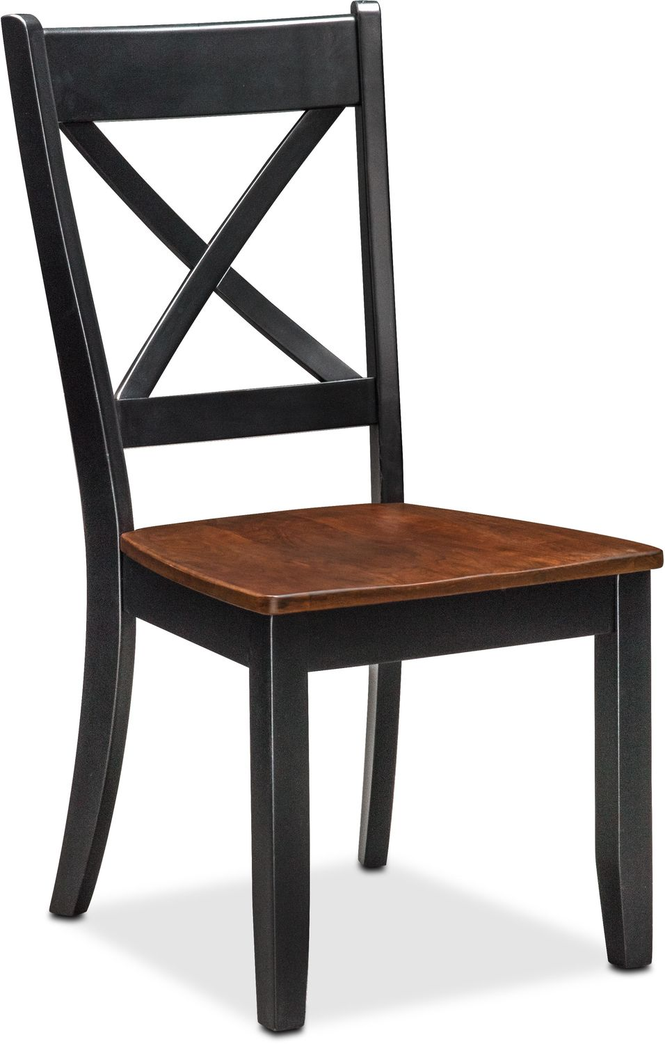 nantucket drop leaf table and 2 side chairs black and. Black Bedroom Furniture Sets. Home Design Ideas