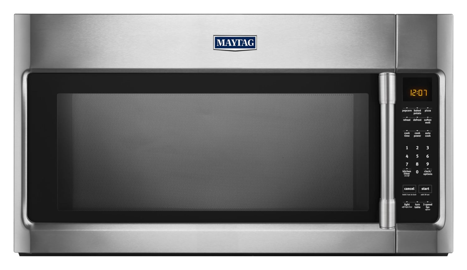 Maytag Stainless Steel Over-the-Range Microwave (2.0 Cu. Ft.) - YMMV4205FZ