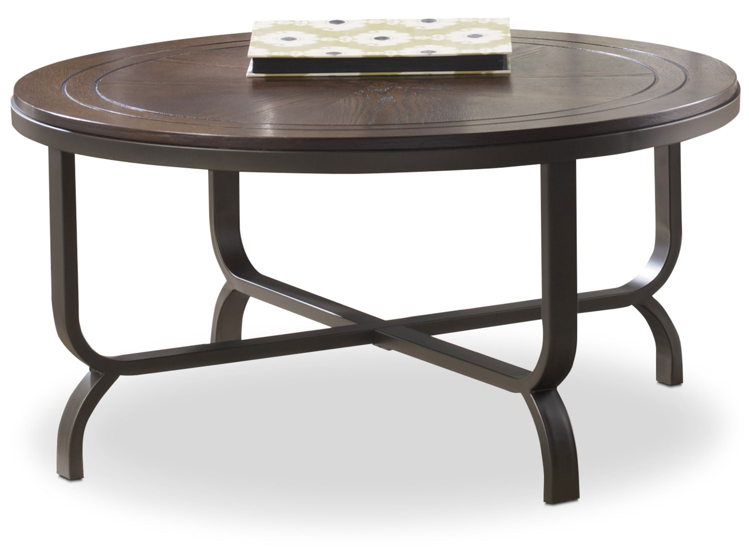 Ferlin 3 piece coffee and two end tables package united for Coffee tables 3 piece
