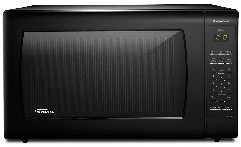 Panasonic Genius® 2.2 Cu. Ft. Inverter® Countertop Microwave – NN-ST966B