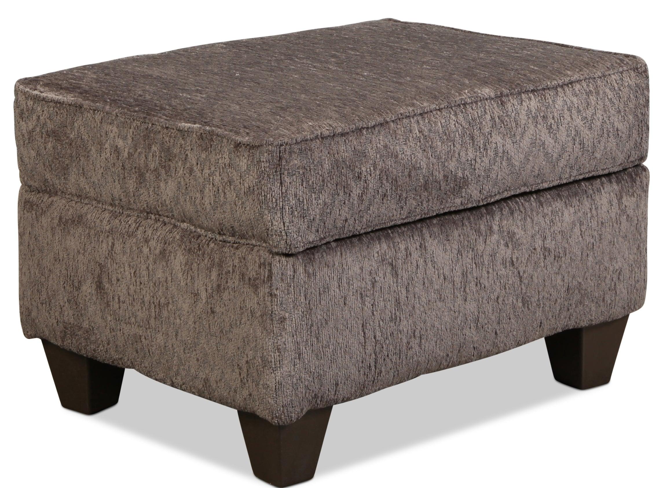 Connor Ottoman - Charcoal