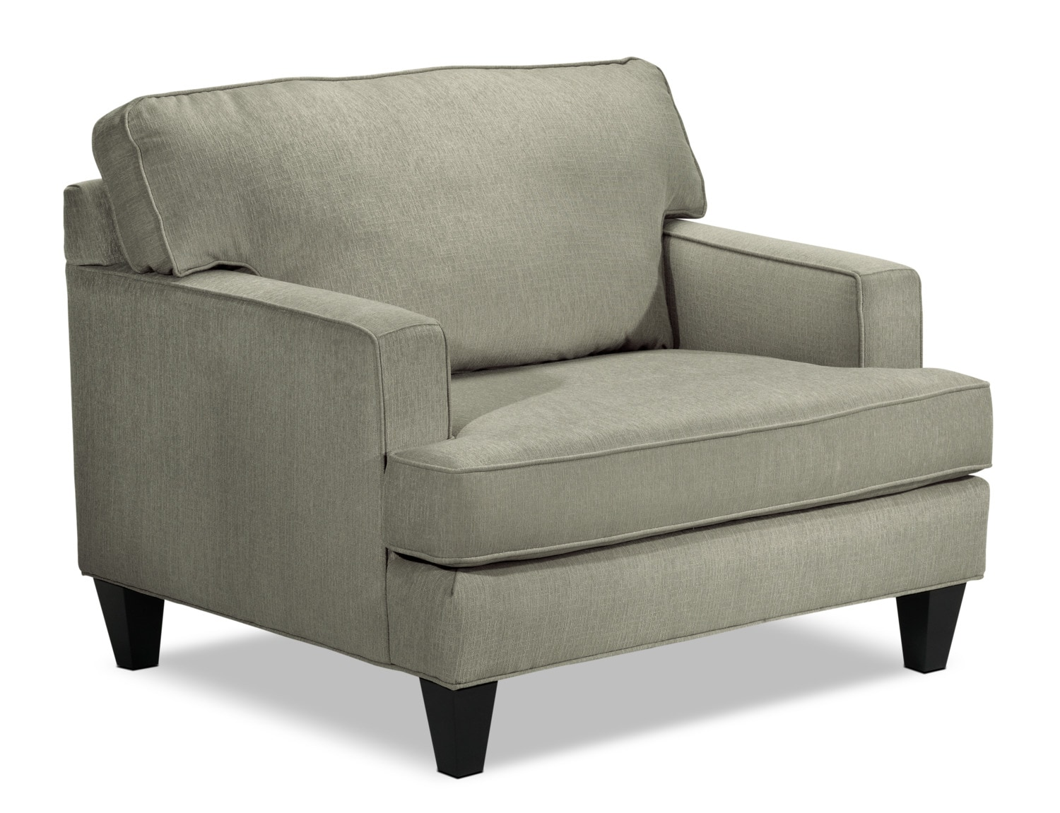 Capella Chair and a Half - Taupe