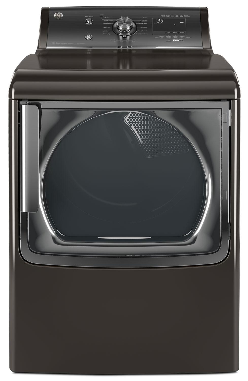 Laveuses et Sécheuses - Sécheuse électrique GE de 7,8 pi³ – GTD86ESMJMC