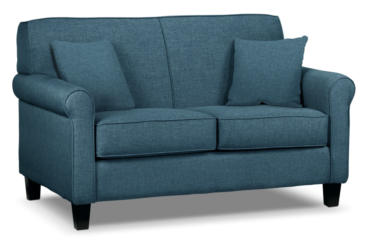 Living Room Furniture - Ariel Loveseat - Riviera