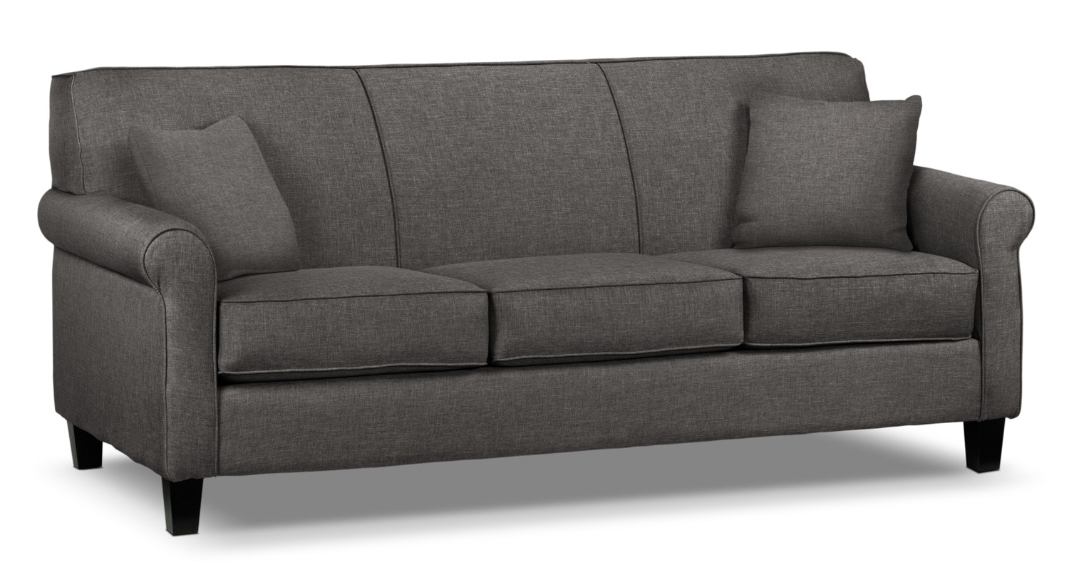Living Room Furniture - Ariel Sofa - Marmor