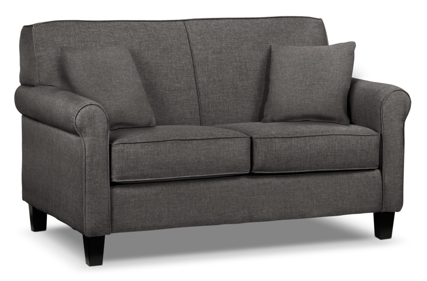 Living Room Furniture - Ariel Loveseat - Marmor