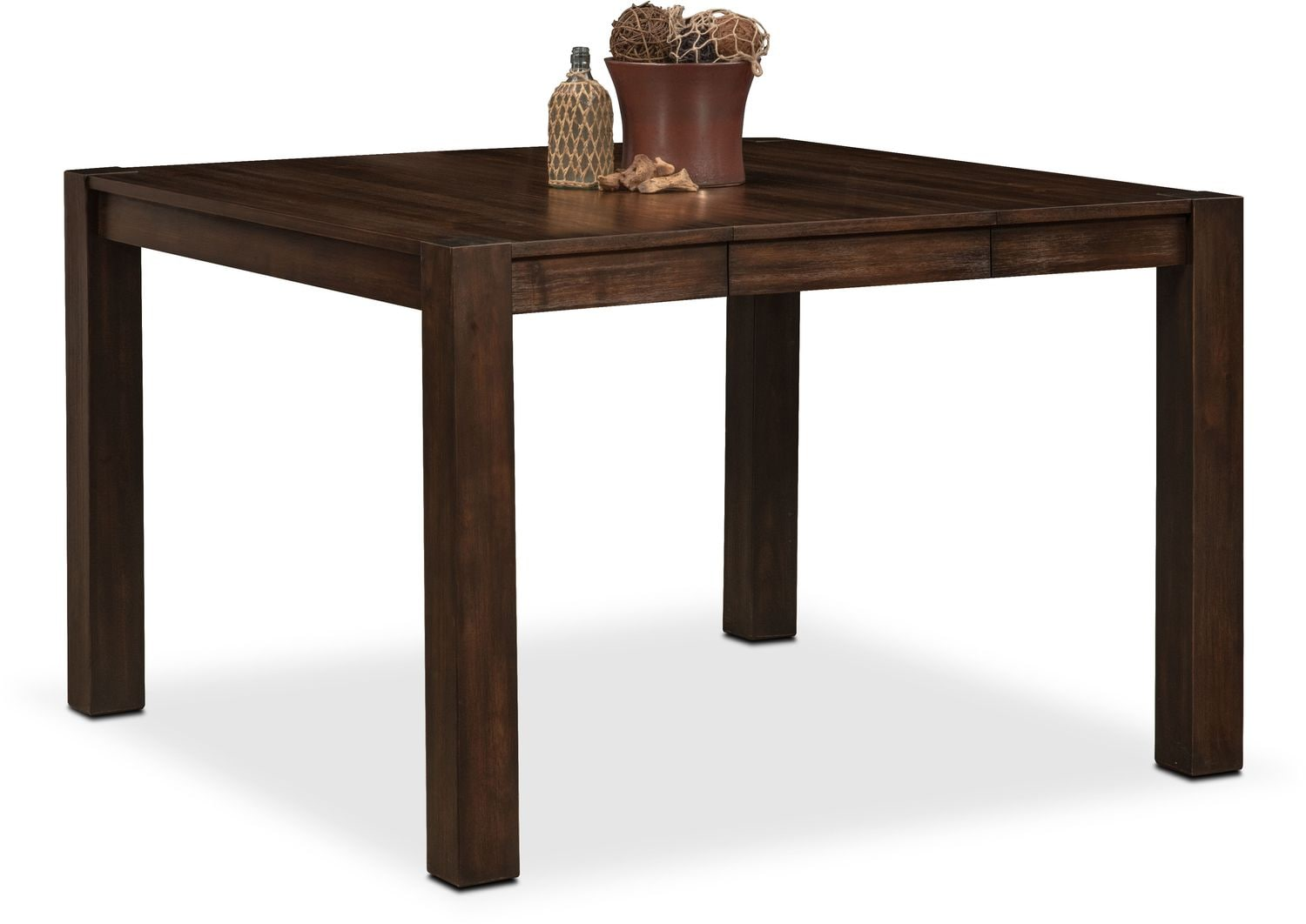 Tribeca Counter Height Table Tobacco Value City Furniture