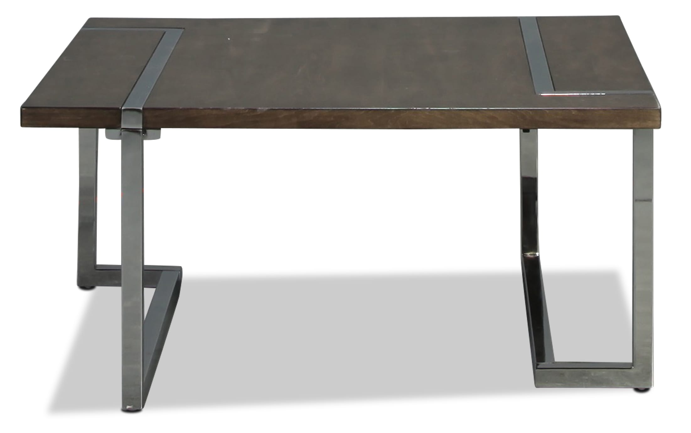 Kieran Cocktail Table - Charcoal