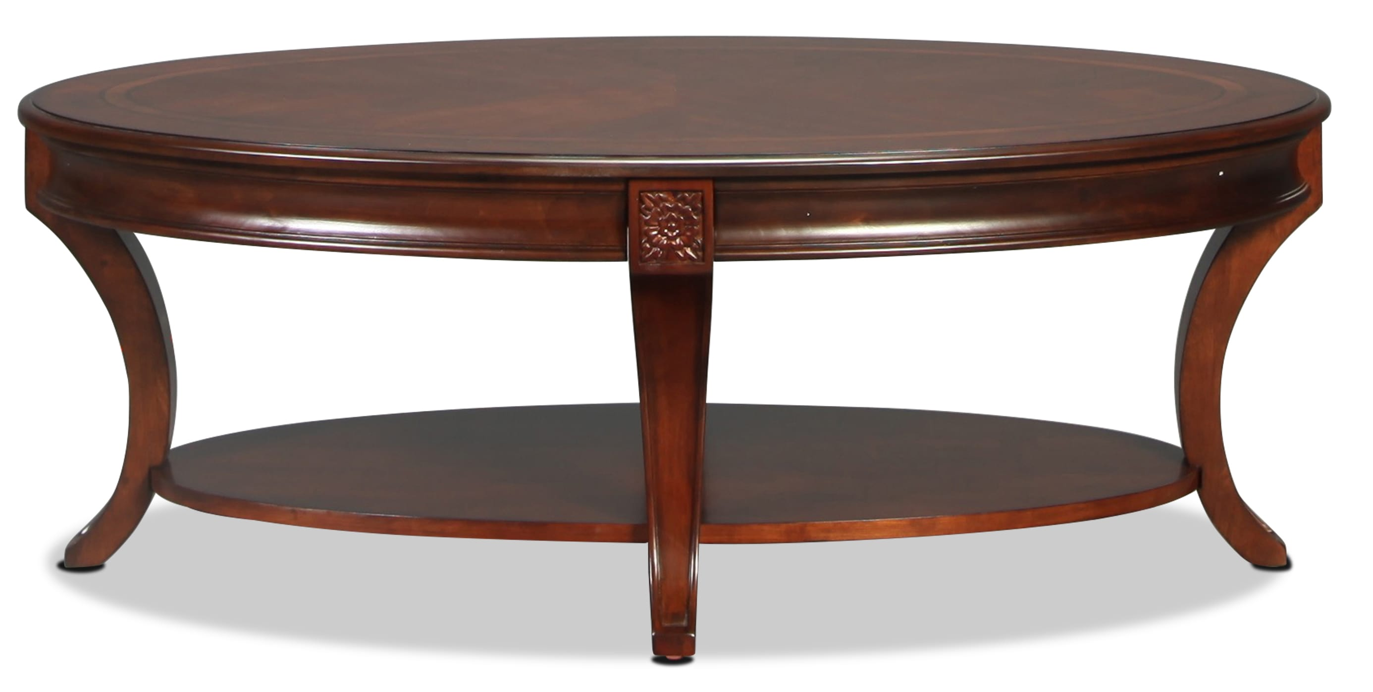 Winslet Cocktail Table - Cherry