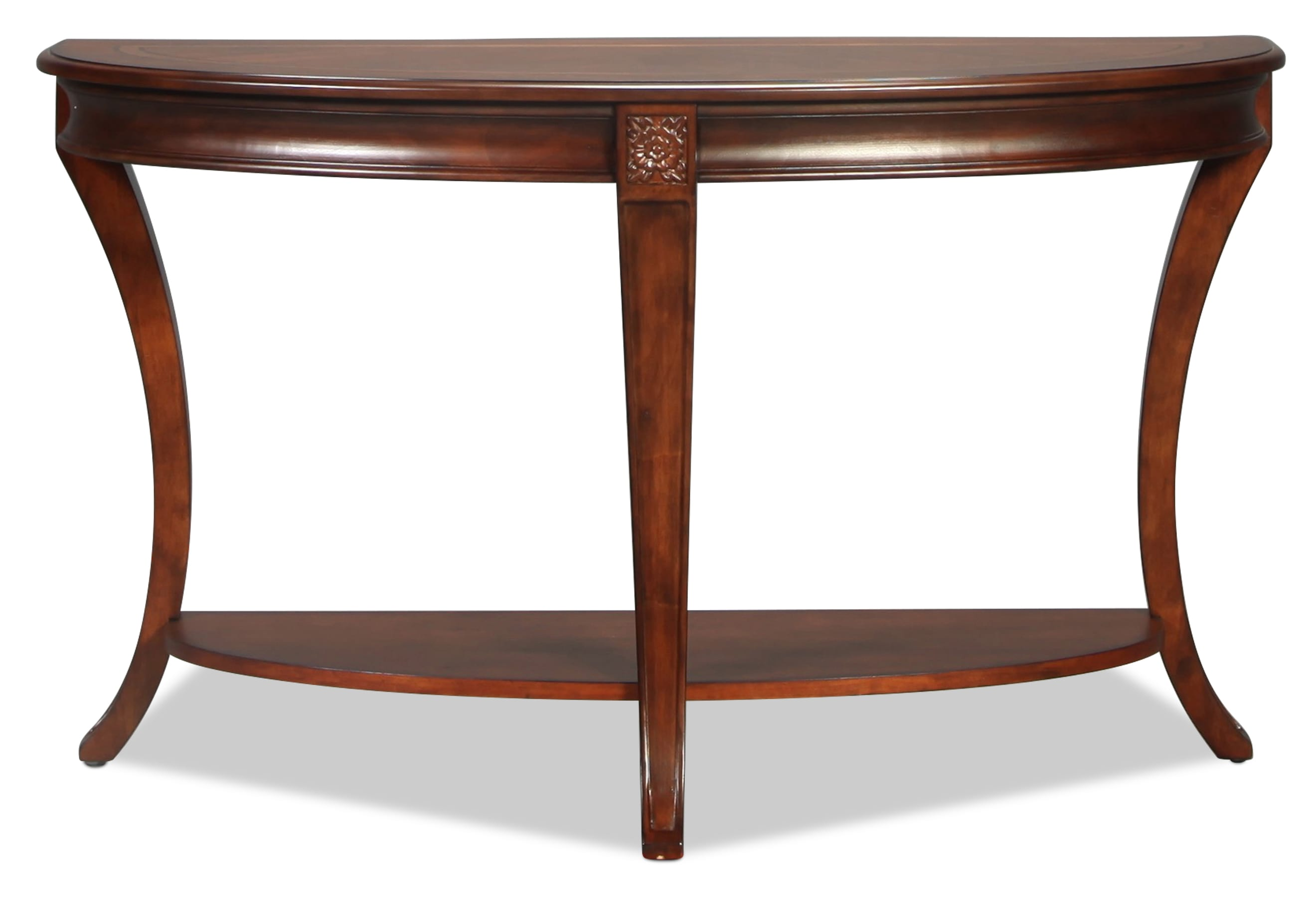 Winslet Sofa Table - Cherry
