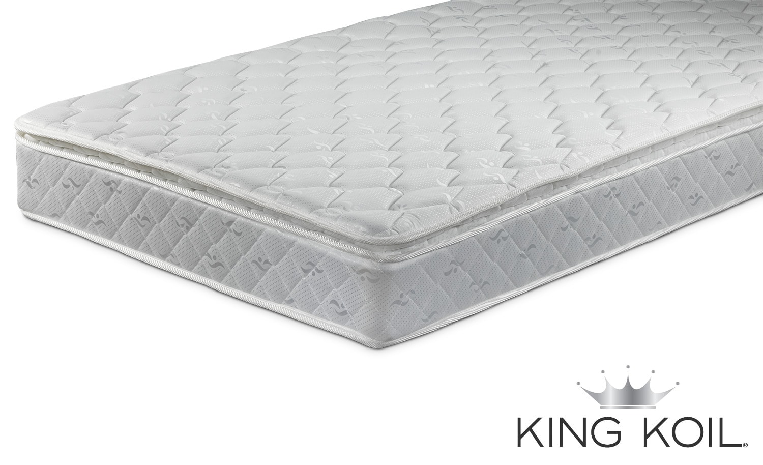 King Koil Majic Nights Cushion Firm Queen Mattress