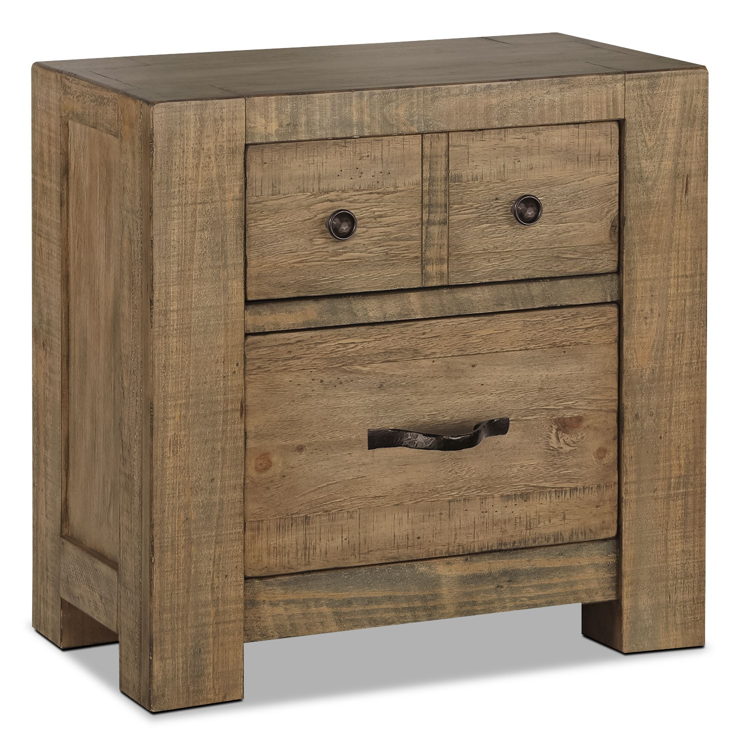Bedroom Furniture - Griffith Nightstand