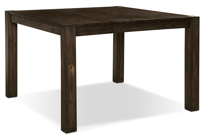 Salle à manger - Table de salle à manger Jade de hauteur comptoir