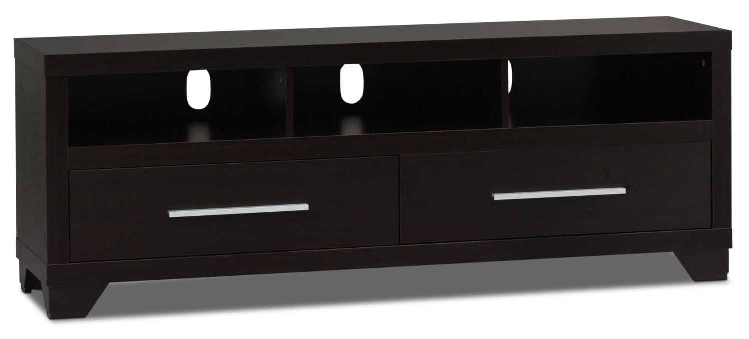 "Entertainment Furniture - Glendale 60"" TV Stand – Espresso"