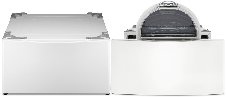 "LG 27"" SideKick™ Pedestal Washer and Storage Pedestal"