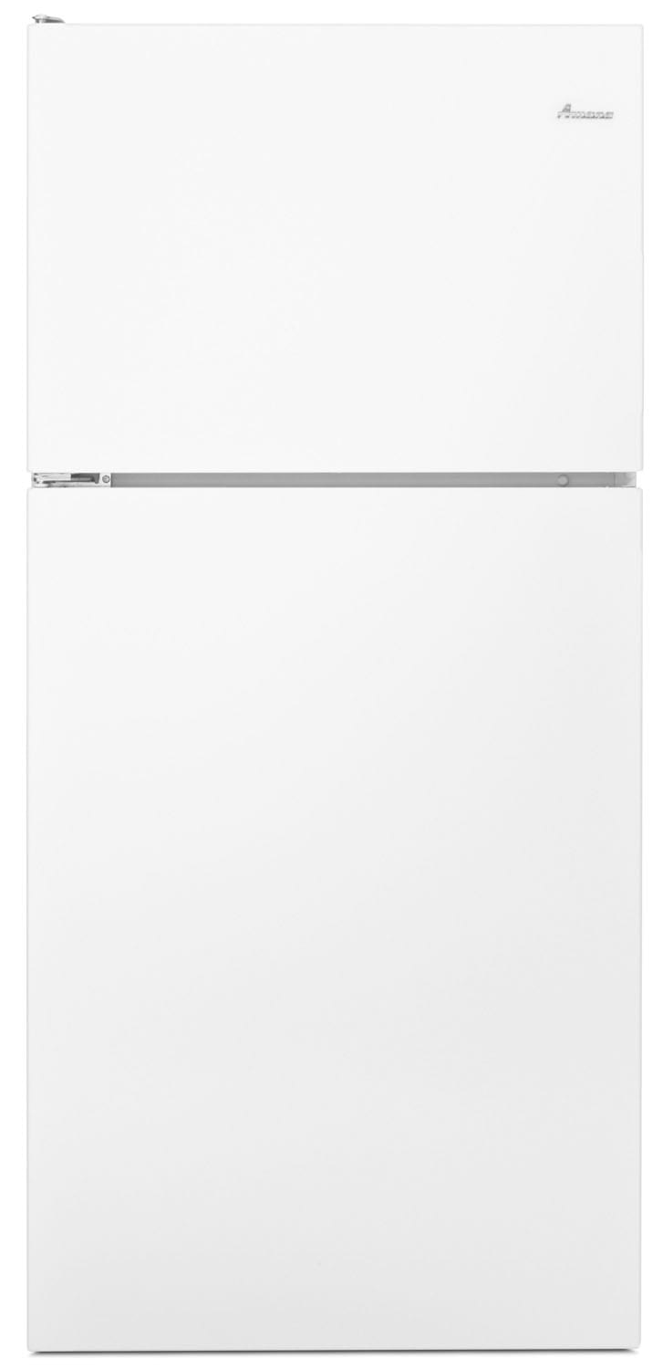 Amana 18 Cu. Ft. Top-Freezer Refrigerator – ART318FFDW