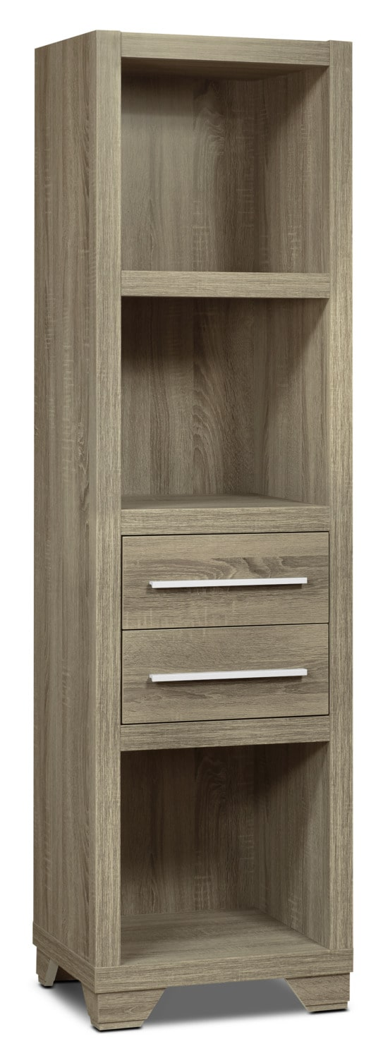 Glendale Bookcase – Grey