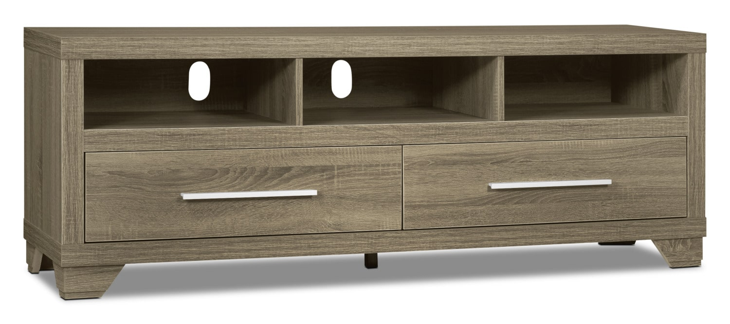 "Entertainment Furniture - Glendale 60"" TV Stand – Grey"