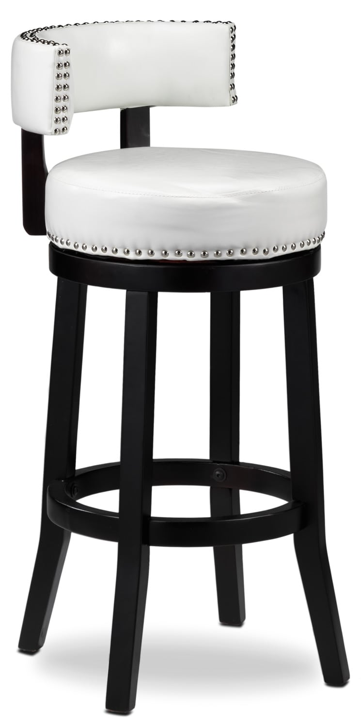 "Houston 29"" Barstool - White"