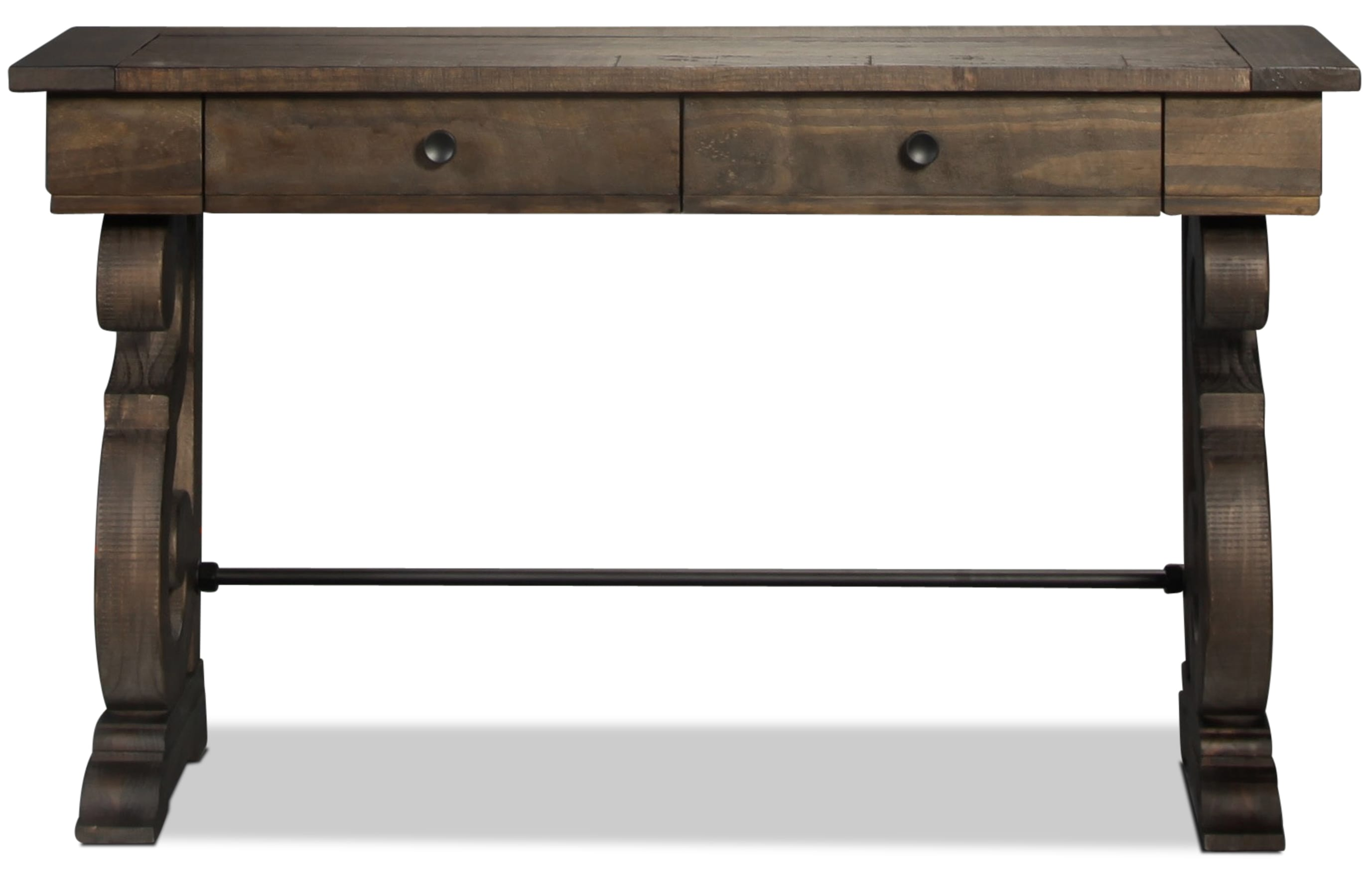Bellamy Sofa Table - Weathered Pine