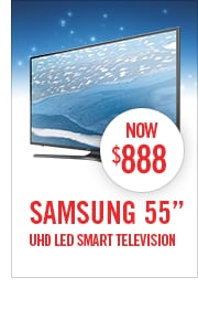 Samsung 55 inch LED SMART TV Now Only $888
