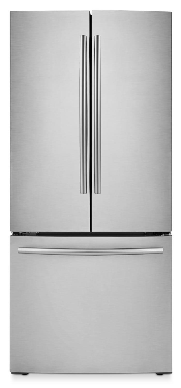 Refrigerators and Freezers - Samsung Refrigerator (21.6 Cu. Ft.) RF221NCTASR