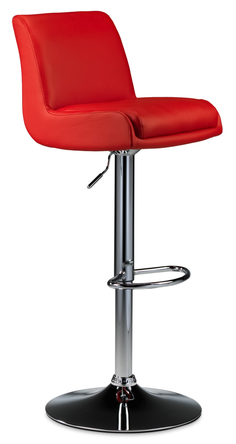 Lester Barstool - Red